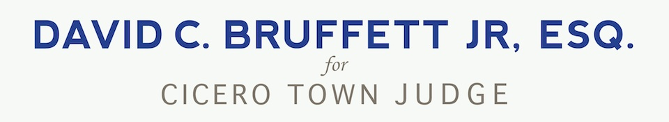 Bruffett for Cicero Judge